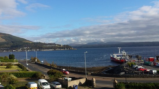 Holy Loch Dunoon